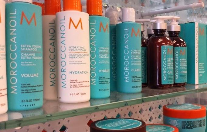 Onde comprar Moroccanoil em Las Vegas
