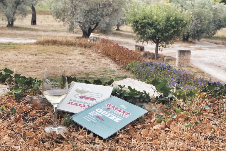 Rallye des vignerons de l'AOP des Baux-de-Provence