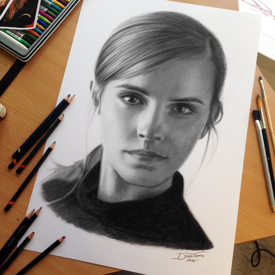 12-Emma-Watson-Dino-Tomic-AtomiccircuS-Drawing-Painting-Tips-and-Digital-Art-www-designstack-co