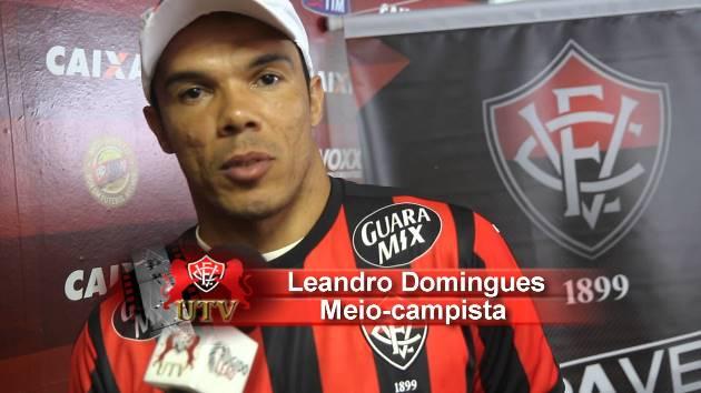 af6eb689bc Bahia com interesse em Leandro Domingues do Vitória