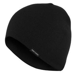 bonnet noir homme urban classic