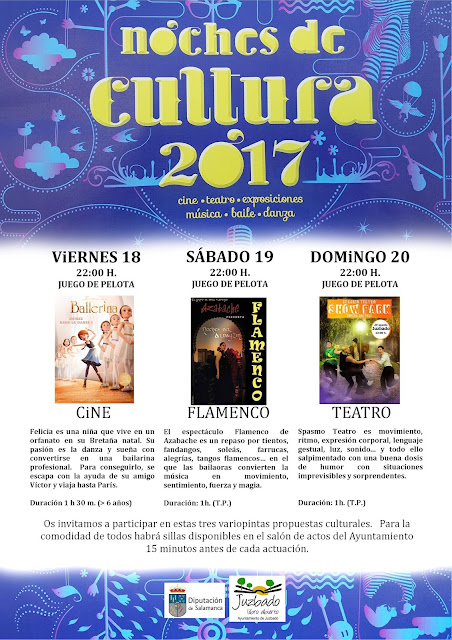 Juzbado, Salamanca, cultura