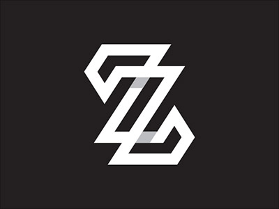 Trend Desain logo Tahun 2018 - Continuous Line Art Logo