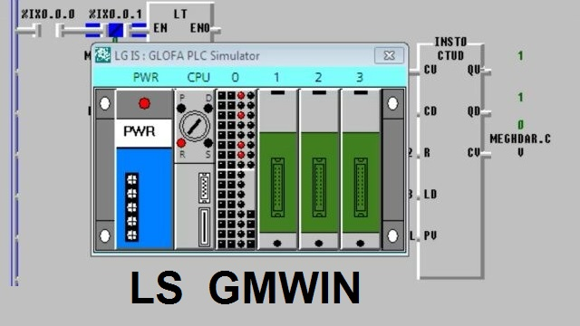 LS - Software for GLOFA series GMWIN ~ PLC Programming Courses Free
