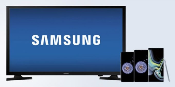 Best Buy offers free TV with purchase of Samsung Galaxy Note, Galaxy S9 and Galaxy S9+