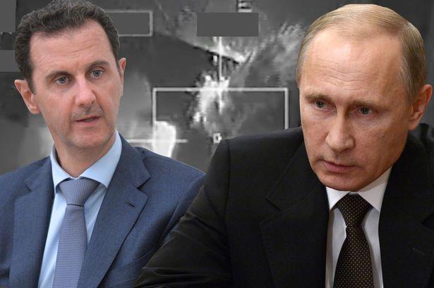 Rusia Tegaskan Dukungannya ke Suriah