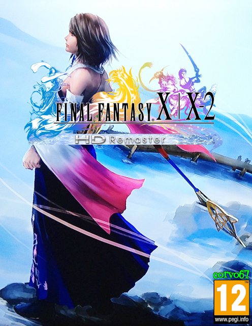 Final Fantasy X/X-2 HD Remaster capa corvo67, Baixar Final Fantasy X/X-2 HD Remaster Completo PC, Final Fantasy X/X-2 HD Remaster PC Steam, Baixar Final Fantasy X/X-2 HD Remaster PC Completo Torrent, Baixar Grátis Final Fantasy X/X-2 HD Remaster PC,