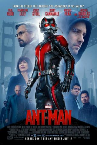 Ant-Man [2015] [DVD9] [NTSC] [Latino]