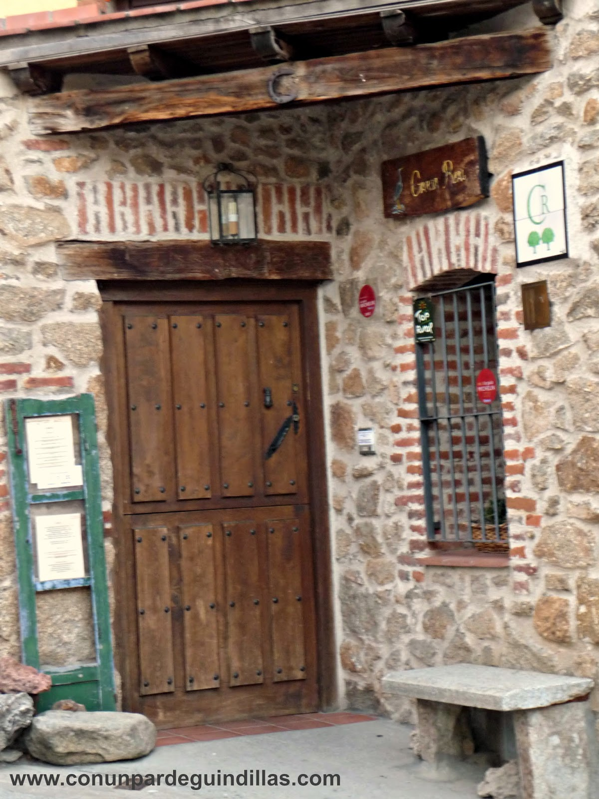 Restaurante la Garza Real (Valdastillas, Valle del Jerte) | Con un ...
