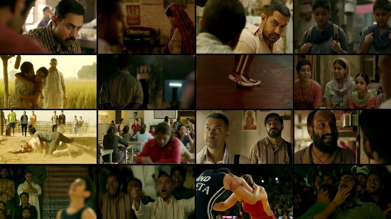 Dangal (2016) Full Movie Free Download