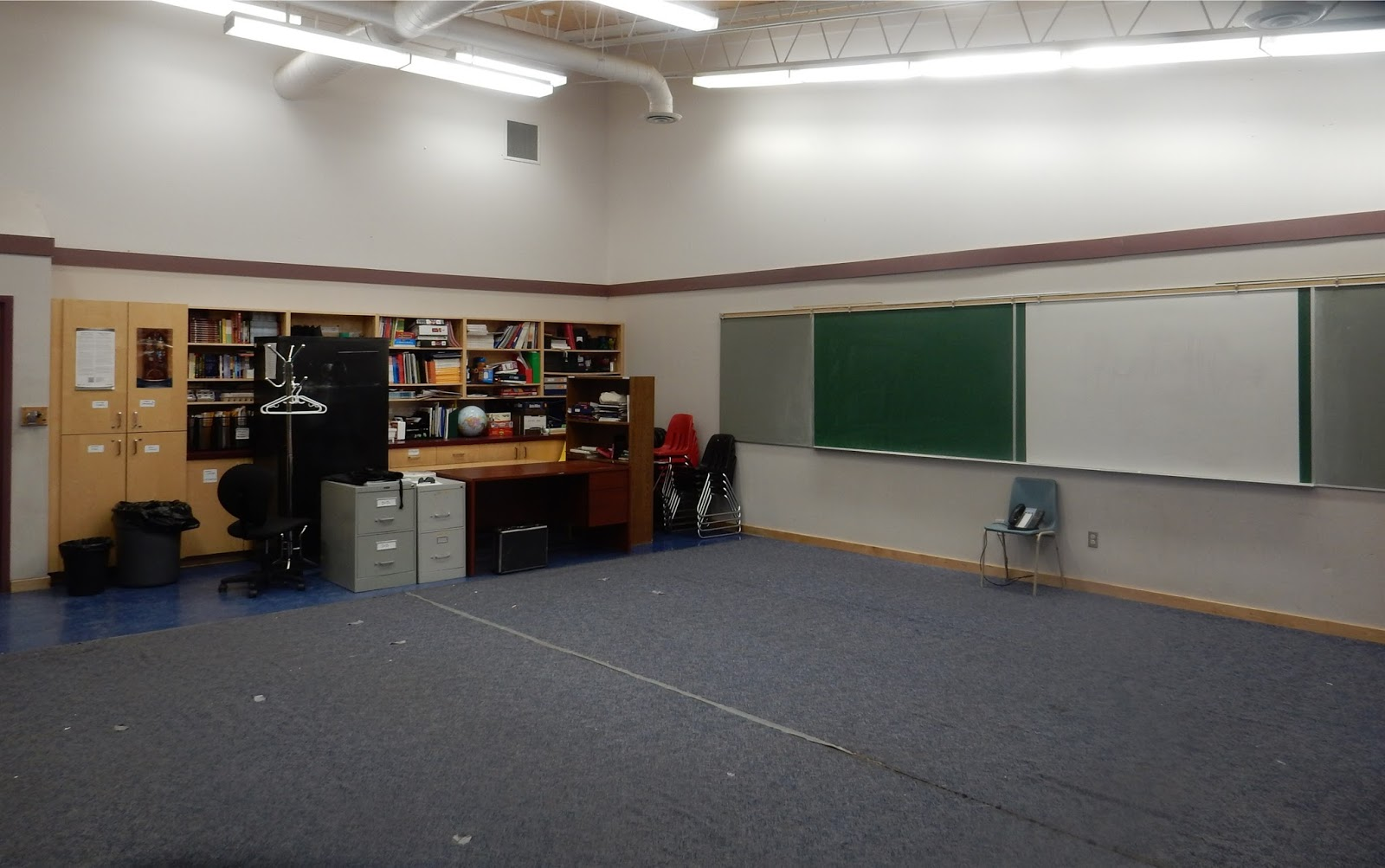 I Spent The Weekend Going Through My Classroom, Throwing Out Unclaimed  Classwork U0026 Tests, And Moving Furniture Off The Carpet. All The Musical  Instruments ...