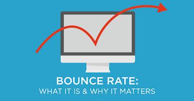 Bounce Rate Versi Cara Hade