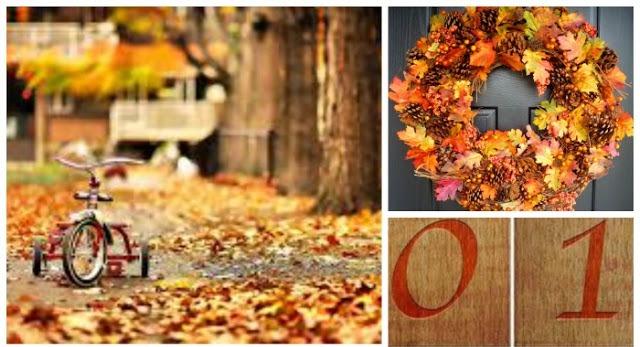 Με τα χρώματα του Οκτώβρη...