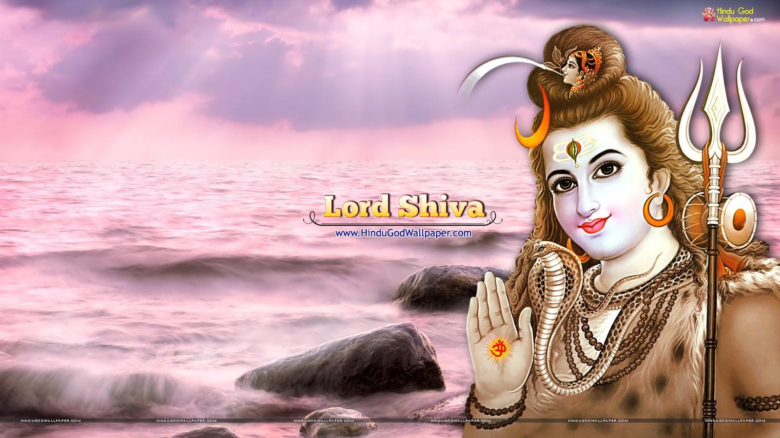 Lord Shiva and Ganga Wallpapers of God