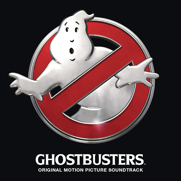 Various Artists - Ghostbusters (Original Motion Picture Soundtrack) Cover