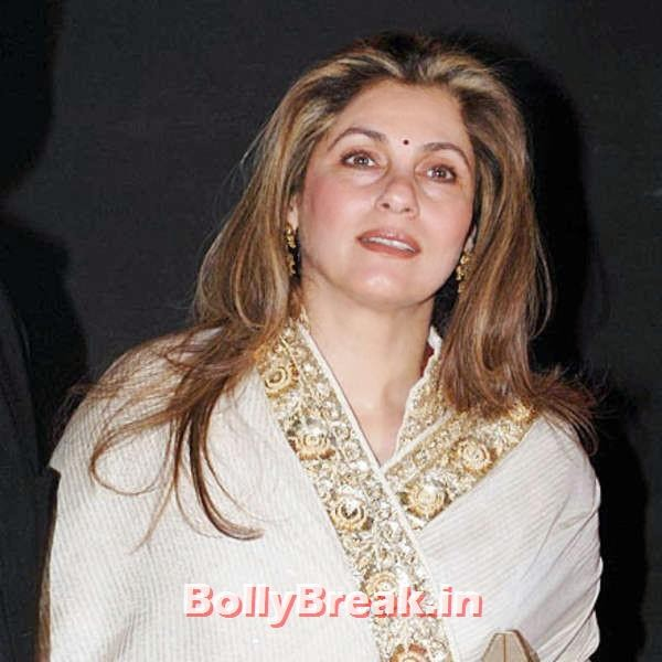 Dimple Kapadia, Bollywood Actresses with Blonde Hair - Bipasha, Kangana, Priyanka, Kareena
