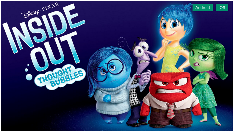 Inside Out Thought Bubbles v1.23.5 Apk Mod [Vida/Dinheiro Infinito]