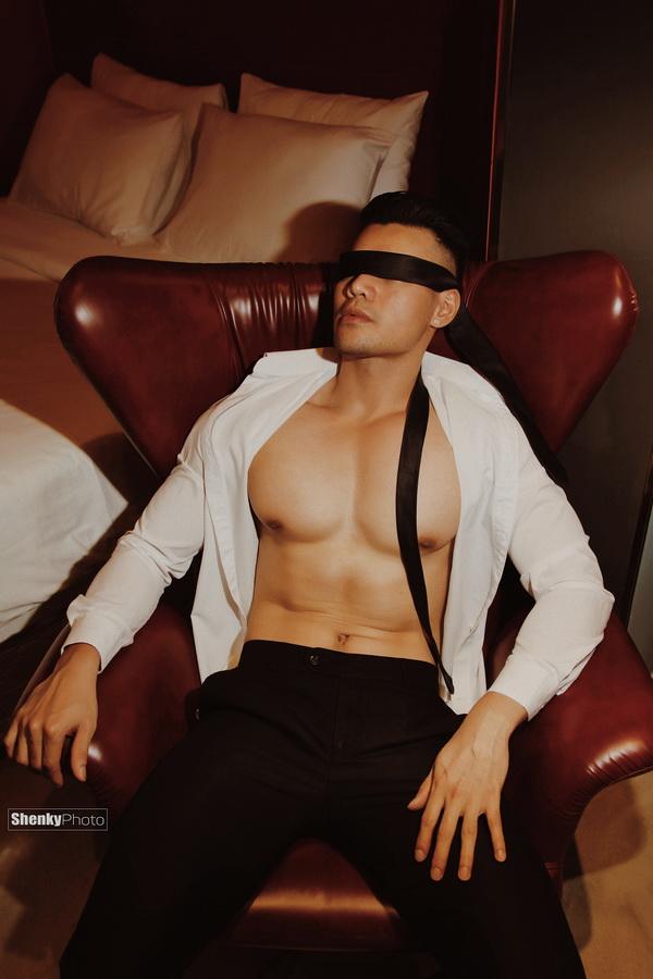 Men's Room 16   Mai Quốc Doanh [PHOTO+CLIP]