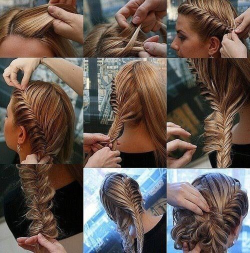 Miraculous Beauty Trends And Make Up Tips Everyday Cute Braided Hairstyles Short Hairstyles Gunalazisus