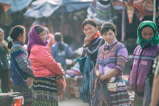 Discover The Unique Culture Of Bac Ha Market 2