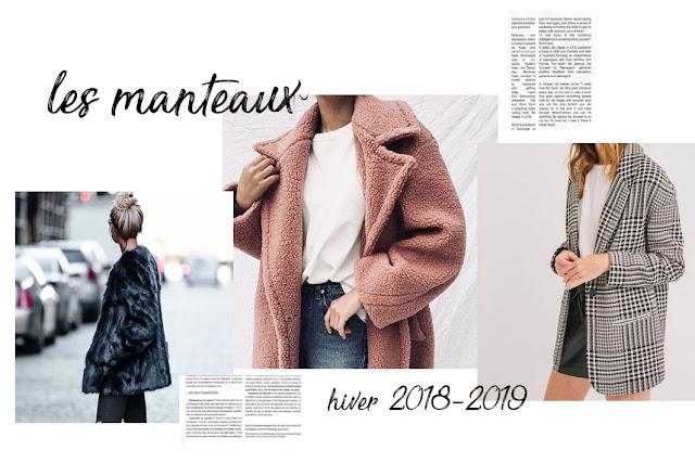 manteau tendance blog mode