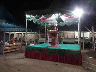Dayah Babussalam Kecamatan Matangkuli Aceh Utara Mengadakan Perlombaan Antar Qabilah.