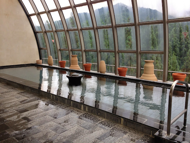 トスラブ湯沢 大浴場