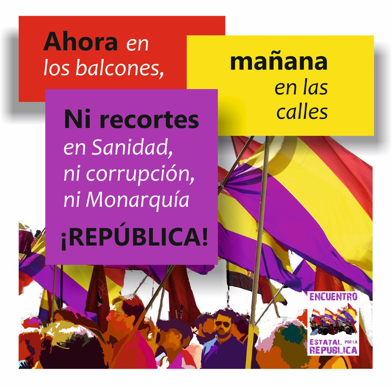 "Celebración virtual: ""14 de Abril Republicano 2020"""