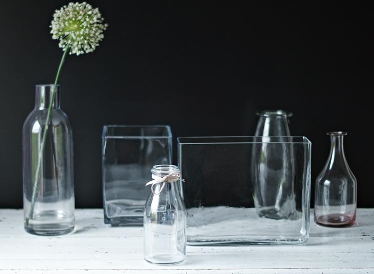 Bunt ist die Welt ... Vasen - Blog & Fotografie by it's me! - Sammlung von Glasvasen