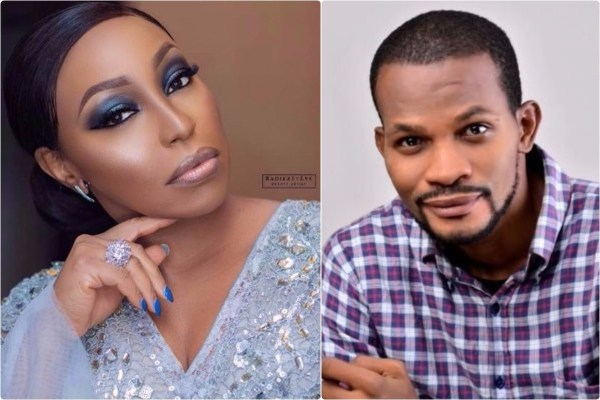 Actor Uche Maduagwu Prays For Rita Dominic To Get Married Soon