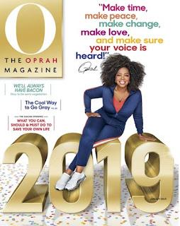 O, Magazine