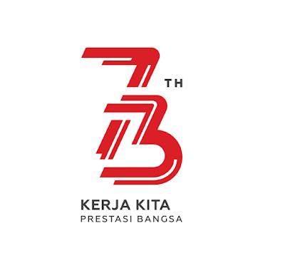 Logo dan Pedoman Peringatan HUT RI Ke-73 Tahun 2018