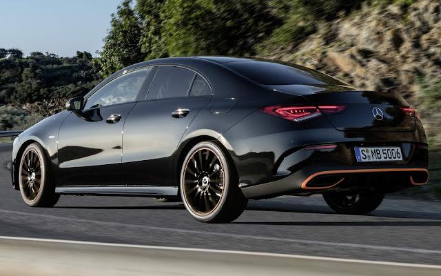 Novo Mercedes-Benz CLA 2020