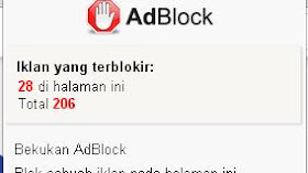 Lebih Hemat Kuota Dengan AdBlock