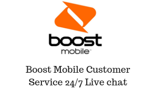 Boost mobile customer service: Chat phone 24/7 Instant Help