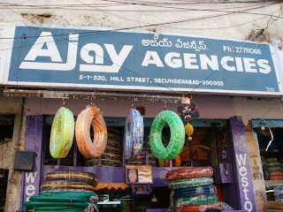 Ajay agencies Ranigunj, secunderabad