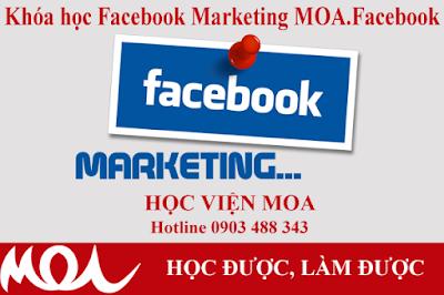 Chương trình đạo tạo khóa học Marketing online hiệu quả