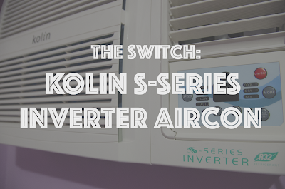 Kolin S-Series Inverter Aircon