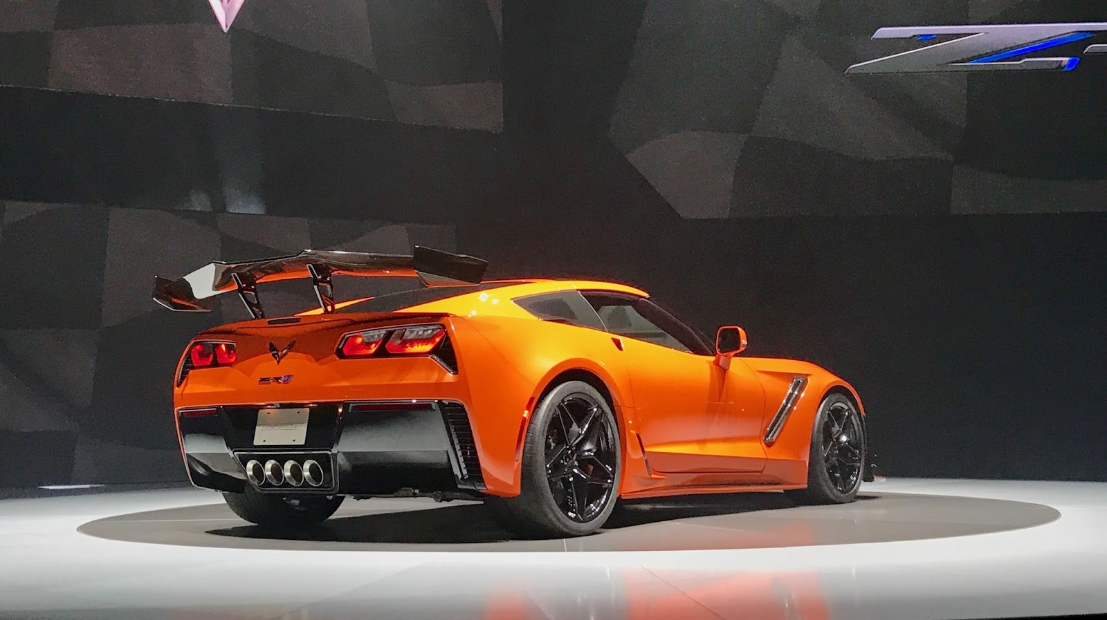 Hennessey To Boost 2019 Corvette ZR1 To 1200 HP   Carscoops