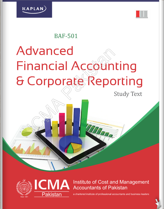 BAF-501: ADVANCED FINANCIAL ACCOUNTING and CORPORATE REPORTING