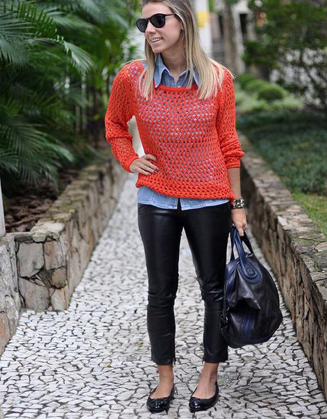 9 formas de usar tricot e crochet de forma moderna