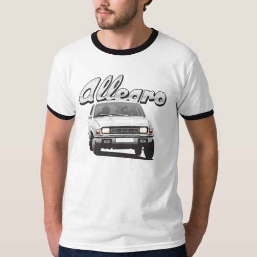 Austin Allegro customizible tshirt