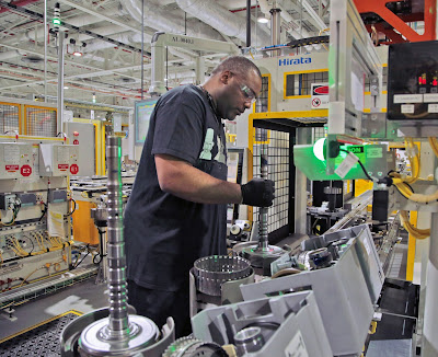 Ford Creates 800 Jobs, Invests $350 Million in Livonia Plant