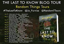 The Last to Know Blog Tour