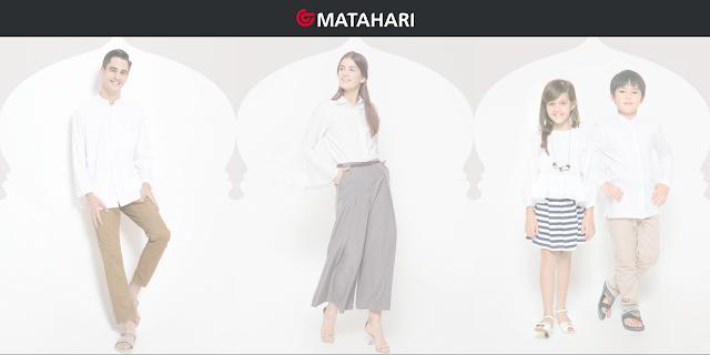 Promo Matahari Store  70% + 30%
