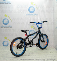 20 Inch Pacific Toxic RX 08 FreeStyle BMX Bike