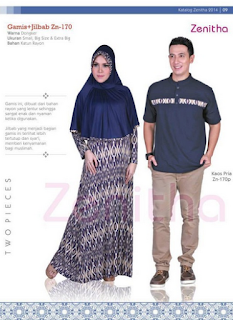 Aneka Koleksi Distributor Baju Muslim Alaidrous Couple Terbaik