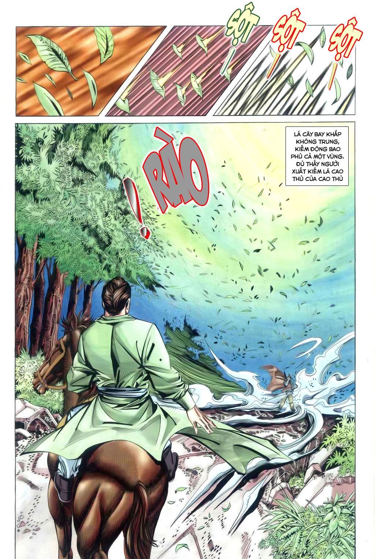 Bá Đao Chap 32 - Truyen.Chap.VN