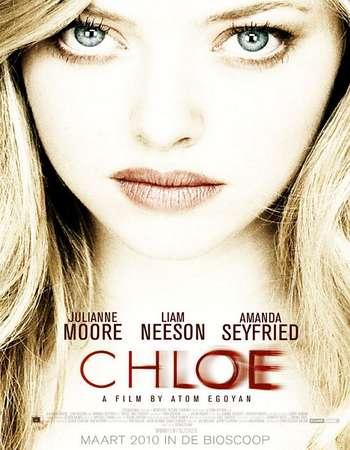 Poster Of Chloe 2009 English 300MB BRRip 480p ESubs Free Download Watch Online Worldfree4u