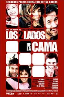 Los dos lados de la cama en Español Latino